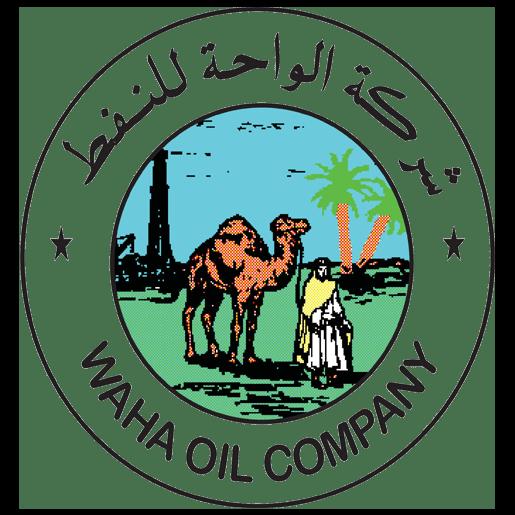 شعار شركة الواحة للنفط